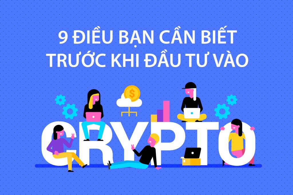 9 Điều Cần Biết Trước Khi Đầu Tư vào Tiền Điện Tử (Mua Bitcoin)