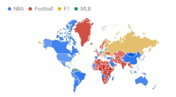 Sports-Google-Trend